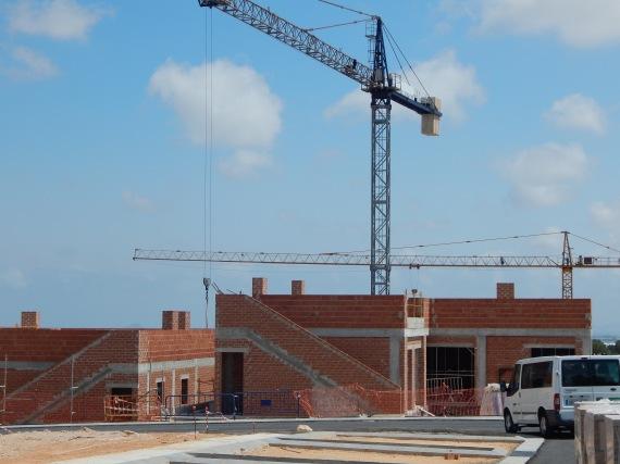 Lo Romero Villa Construction