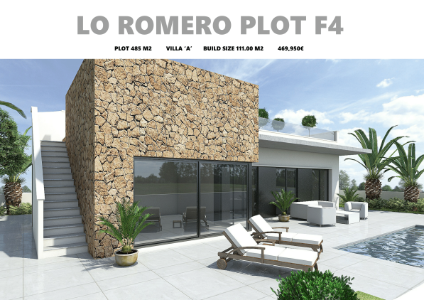 PLOT F4 LO ROMERO GOLF VILLA A-1