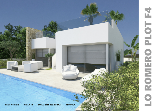 PLOT F4 LO ROMERO GOLF VILLA B-1