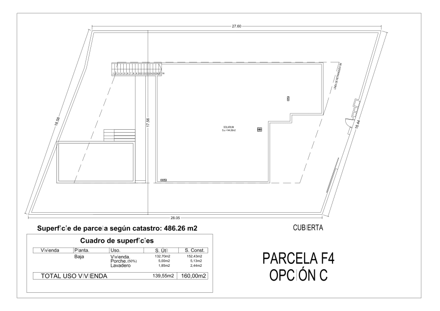 PLOT F4 LO ROMERO GOLF VILLA C-4