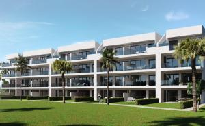 New 2 bedroom 2 bathroom apartments at Condado de Alhama
