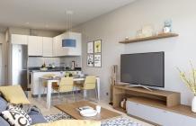 New 2 bedroom 2 bathroom apartments at Condado de Alhama