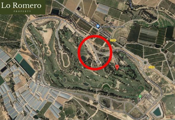 Lo Romero Golf - plots