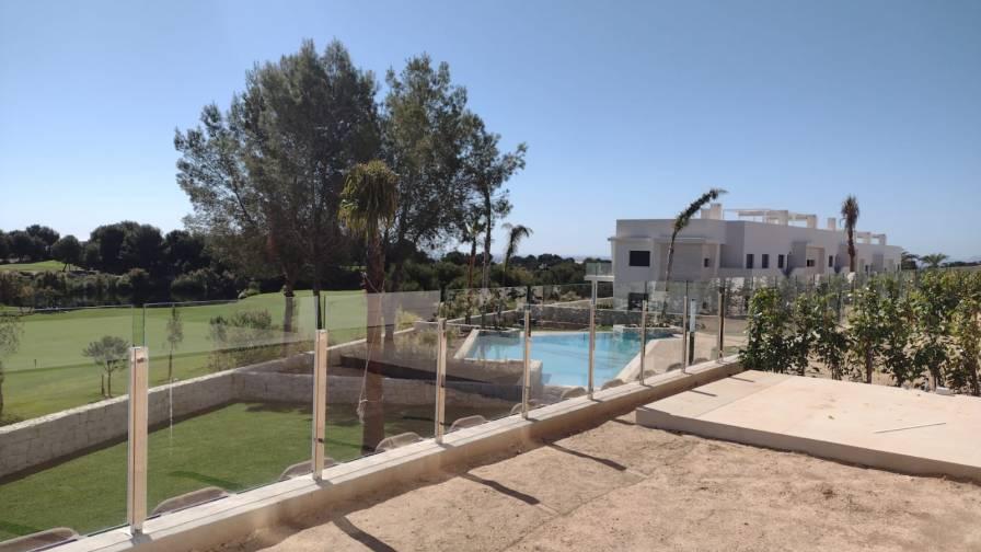 Azure Apartments Ground Floor Private Garden View